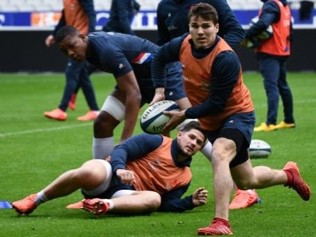 Six nations: France-Angleterre, en avant l'aventure !