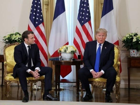 Macron et Trump s'expriment avant l'ouverture du sommet de l'Otan à Londres