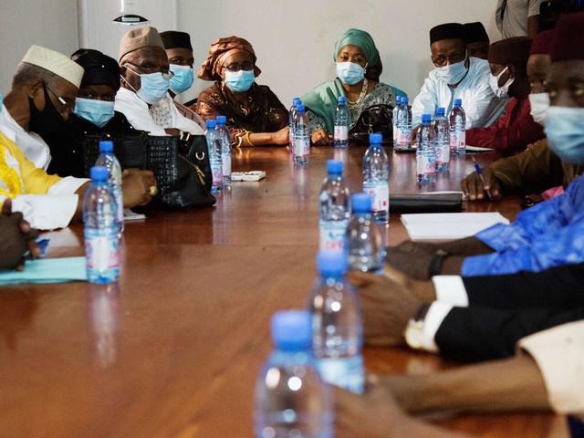 Mali: le M5 organise son premier meeting à Bamako depuis le coup d'État