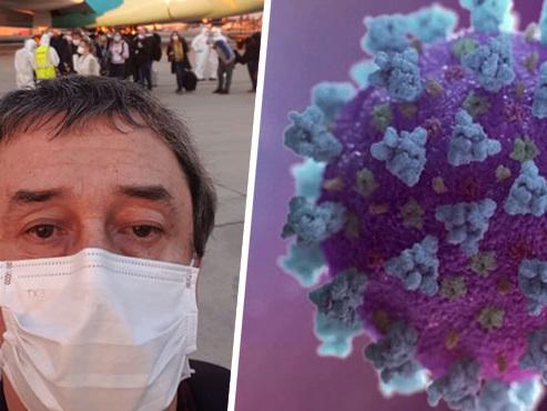 Février 2020: les premiers Belges contaminés rapatriés, le monde découvre le visage du virus meurtrier