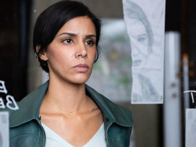 Shy'm se confie sur ses premiers pas d'actrice dans Profilage