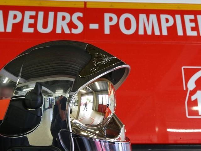 Un accident de la route à Fromentières près de Château-Gontier fait deux blessés en urgence relative