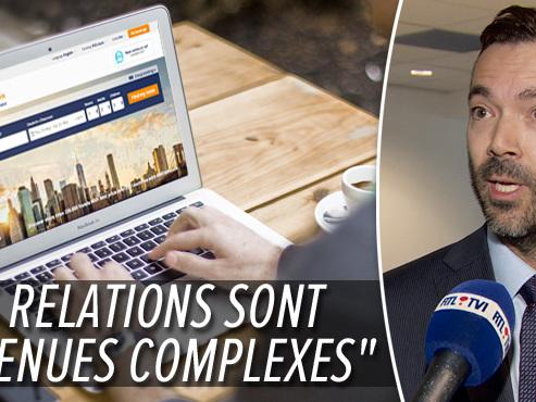 """Amoma.com cesse brutalement ses activités, de nombreux Belges lésés: """"J'ai perdu 600€ d'hôtel, mes vacances et l'Eurostar"""""""