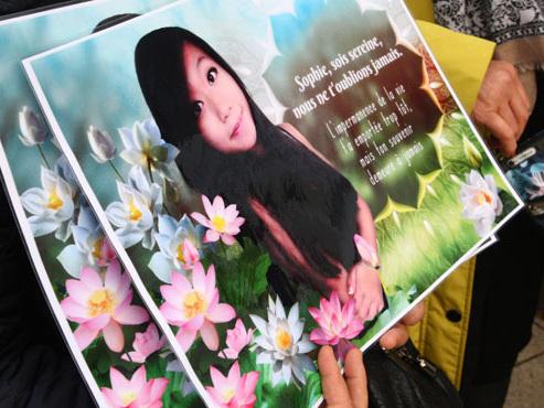 """La découverte du corps de Sophie Le Tan, une avancée décisive dans l'enquête de sa disparition: """"Un an après, on peut découvrir des choses"""""""