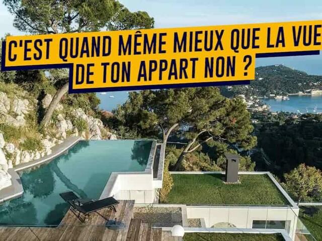 Top 35+ des plus beaux Airbnb avec vue sur mer, pour un séjour les pieds dans l'eau