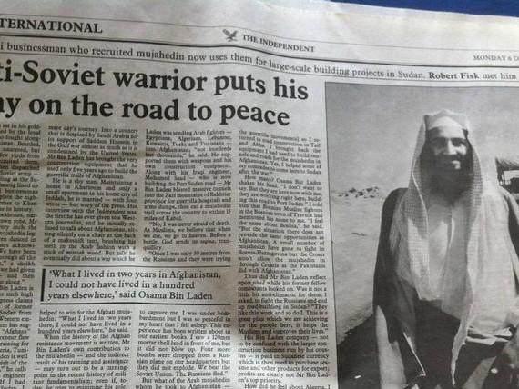 Brève - Al-Qaïda et Ben Laden : des monstres créés par l'impérialisme