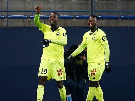 Ligue 1: Lille pour creuser l'écart, avant un chaud derby dans le Chaudron
