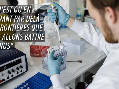 """Coronavirus : la Belgique libère 5 millions d'euros pour le développement d'un vaccin et """"pouvoir passer aux essais cliniques d'ici 4 mois"""""""