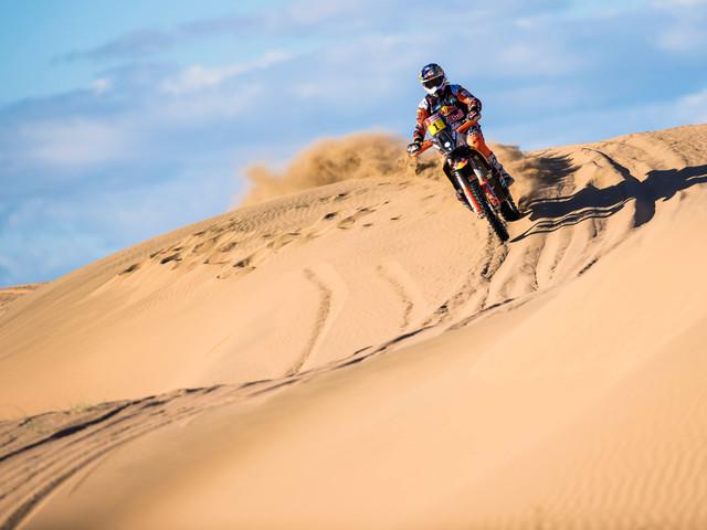 Dakar 2020 moto J5 – Toby Price s'offre sa deuxième victoire