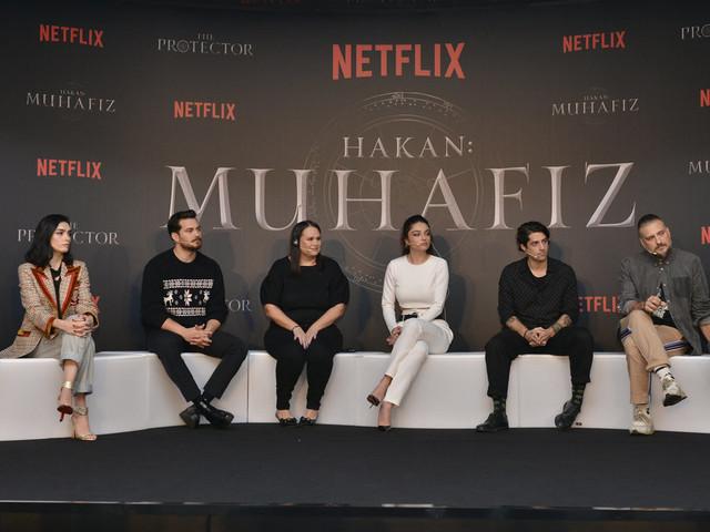 """""""The Protector"""": Netflix présente au monde le premier super-héros turc"""