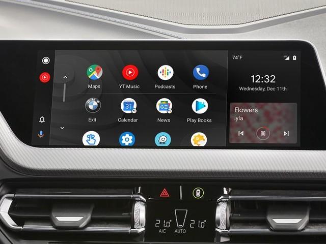 Actualité : BMW intégrera Android Auto Wireless à ses voitures en 2020