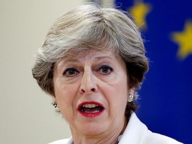 Royaume-Uni: le Parlement inflige un camouflet à Theresa May sur le Brexit