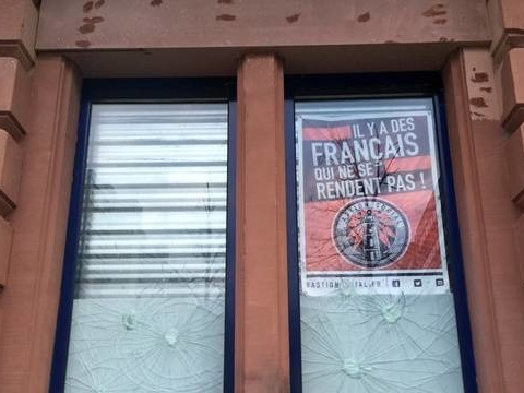 Comment le Bastion social tente de se réimplanter sous un autre nom à proximité de Strasbourg