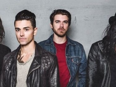 Dashboard Confessional : le single We Fight en live chez Conan