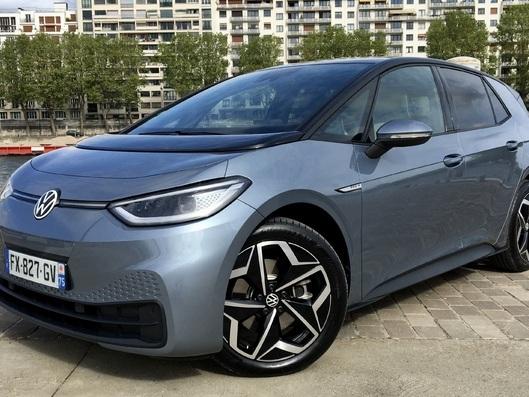 Essai – Volkswagen ID.3 Pro S (2021) : la Tesla Model 3 dans la ligne de mire