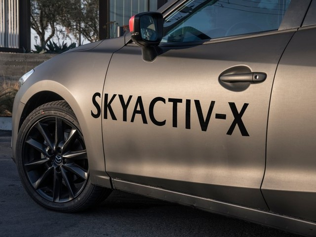 Moteur SKYACTIV-X : le Canada pourrait passer son tour