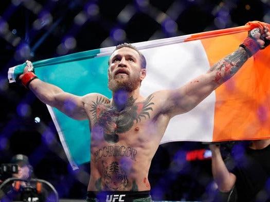 UFC : McGregor pulvérise Donald Cerrone pour son retour ! [Vidéo]