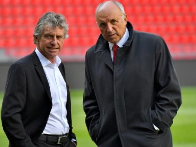 Ligue 1: Rennes, une mue inachevée