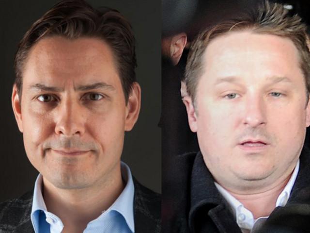 Chine: après un an de détention, le sort des deux Canadiens toujours en suspens