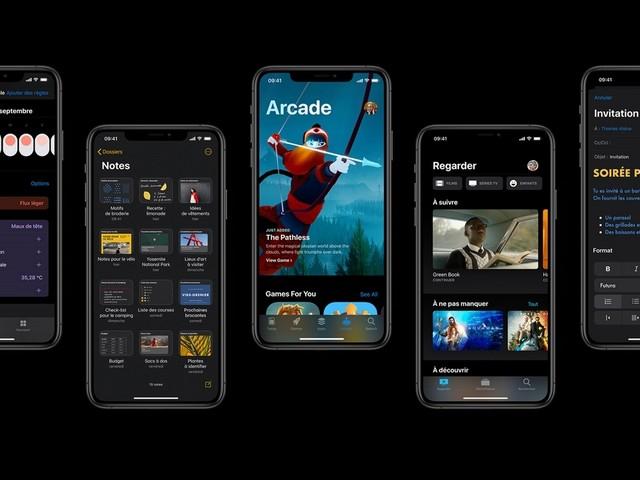 Comment activer le dark mode d'iOS 13 sur l'iPhone ?