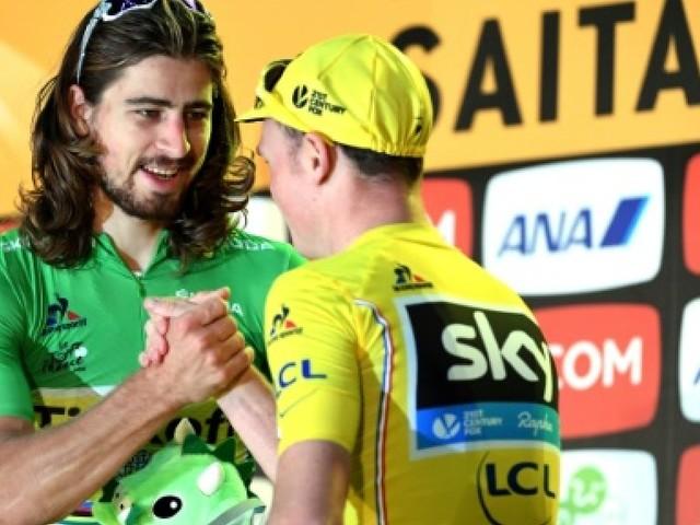 Mondiaux de cyclisme: cap au nord pour Froome, Sagan et les autres