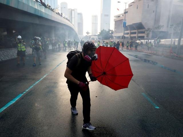 Manifestations à Hong Kong: des citoyens du Bélize et de Taïwan arrêtés