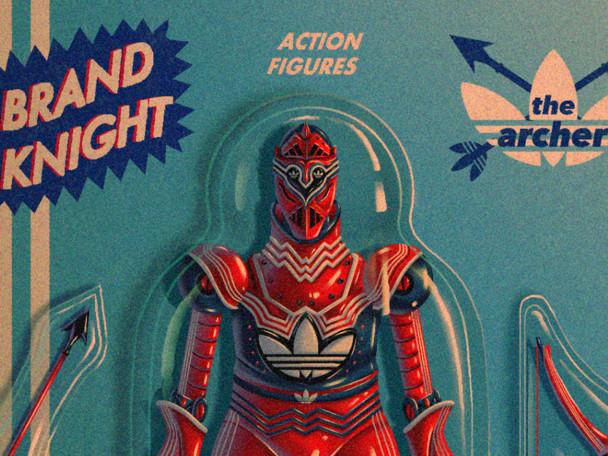 Brand Knights by Dexter Maurer