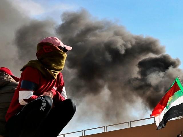 Deux nouvelles roquettes tombent près de l'ambassade américaine à Bagdad