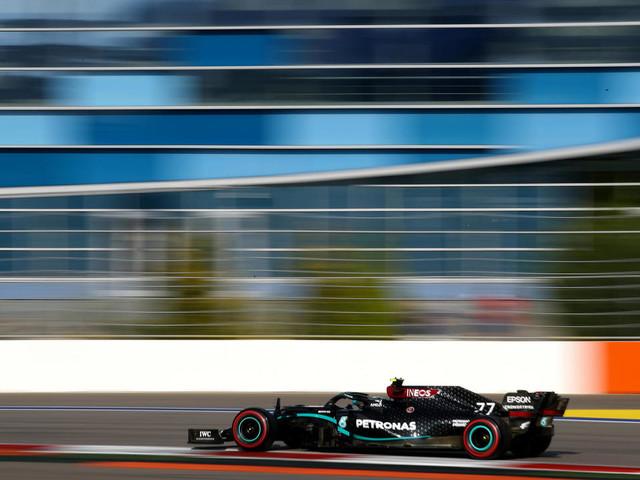 GP de l'Eifel de F1: six membres de Mercedes remplacés après des cas de Covid-19