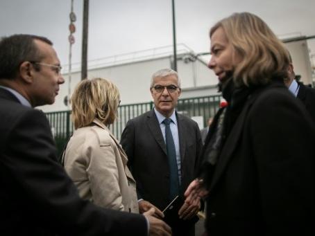"""Les sénateurs frappés par la """"souffrance"""" des salariés de Lubrizol et Normandie logistique"""