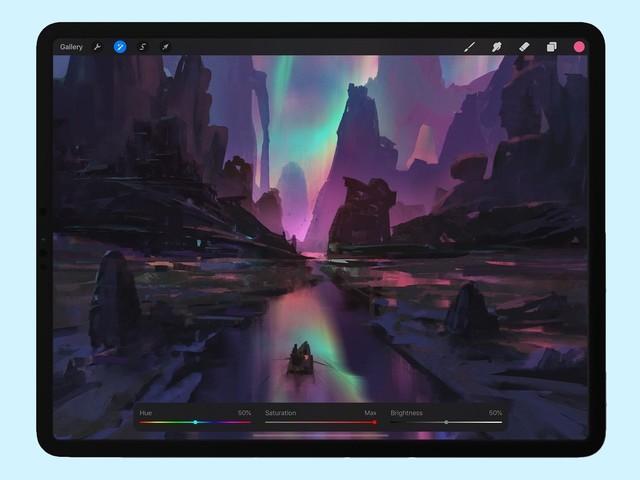 Procreate 5: la référence du dessin sur iPad fait le plein de nouveautés
