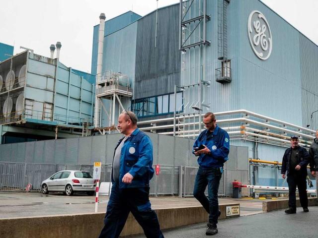 A Belfort, deux syndicats de General Electric attaquent l'Etat en justice