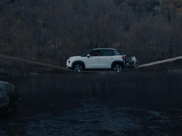 Citroën maltraite son C3 Aircross dans un film étonnant de 5 minutes