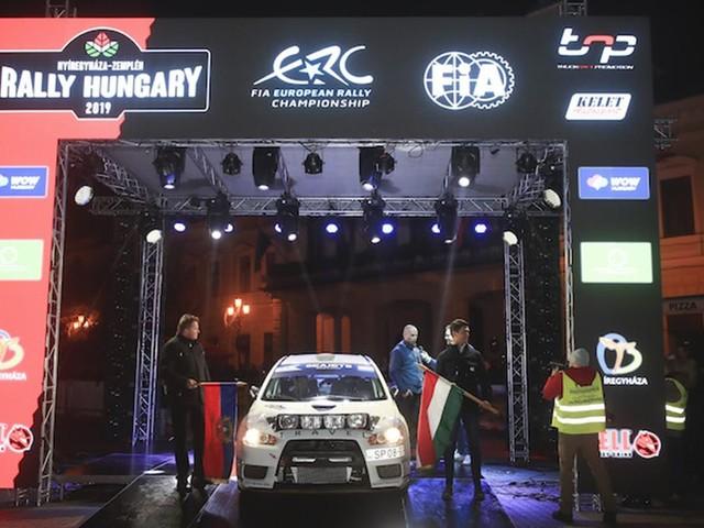 Suivez le Rally Hungary en direct sur ERC Radio et Facebook