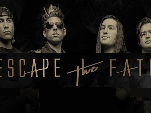 Escape The Fate : nouveau titre, I Am Human (vidéo paroles)