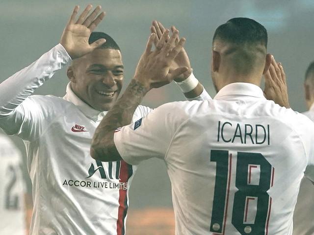 Ligue des champions : le PSG corrige Bruges (5-0) et poursuit son sans-faute