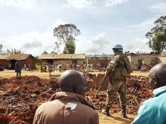 RDC: nouvelle attaque de groupes armés dans le territoire de Djogu