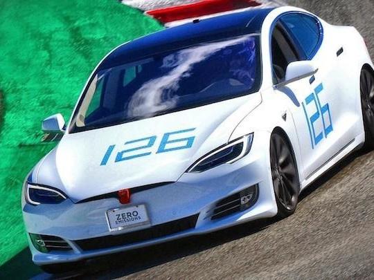 La Tesla Model S aurait déjà explosé Porsche au Nurburgring !