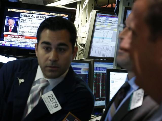 Wall Street se retourne la hausse grâce à un espoir sur le commerce