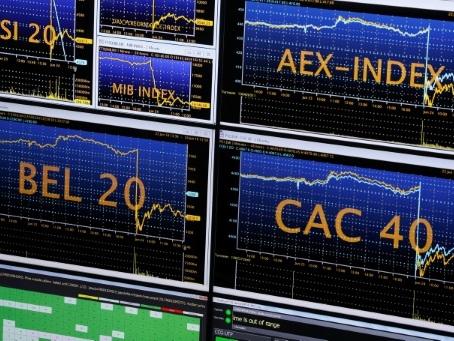 La Bourse de Paris en repli à l'orée d'une séance qui s'annonce volatile