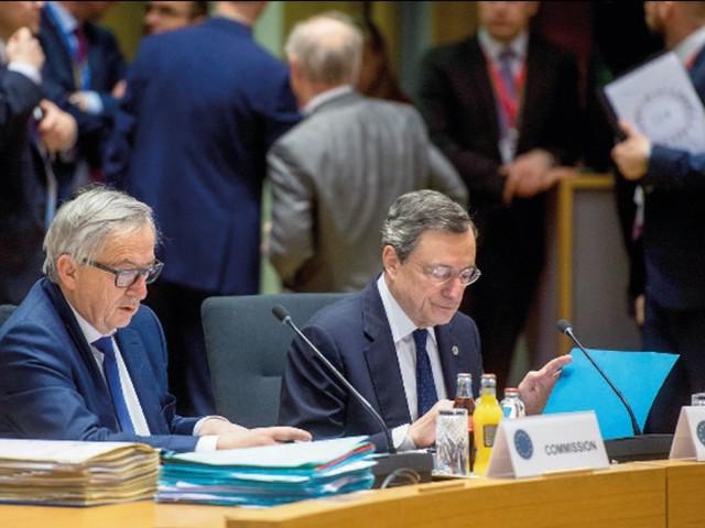 Bruxelles veut récupérer la cagnotte de la BCE