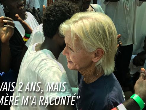 Des retrouvailles miraculeuses: 15 ans plus tard, elle revoit le bébé qu'elle avait soigné lors d'un conflit au Soudan