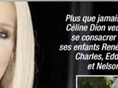 Céline Dion intriguée par son fils, étrange regard qui fait jaser (photo)