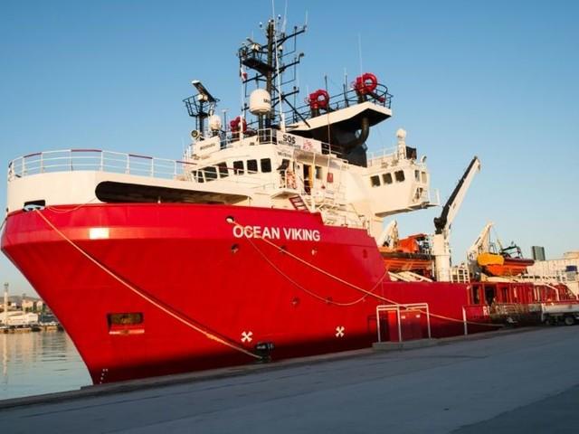 Migrants: l'Italie autorise l'Ocean Viking à débarquer à Lampedusa