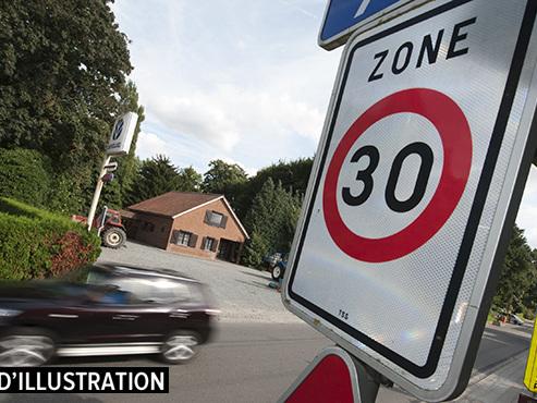 Zone 30 à Bruxelles depuis le 1er janvier 2021: la limitation de vitesse est-elle respectée?
