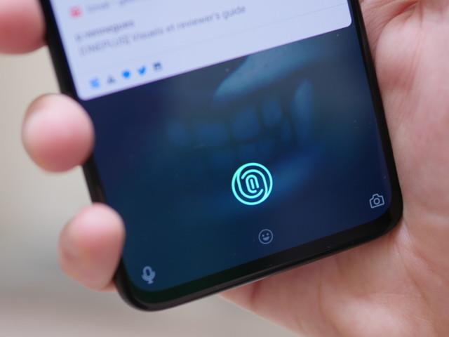 OnePlus 6T : son capteur d'empreintes est plus intelligent qu'il n'y parait