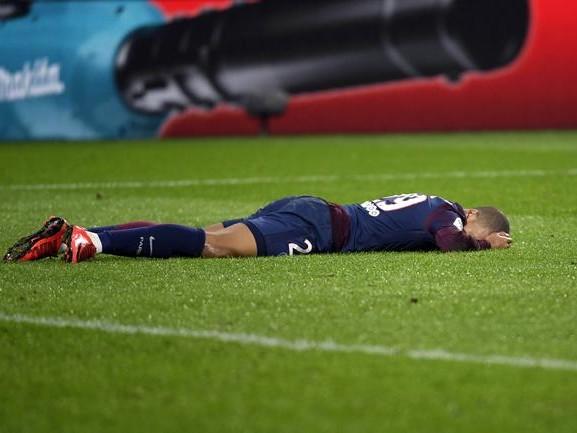 PSG: Mbappé annoncé out pour deux mois!