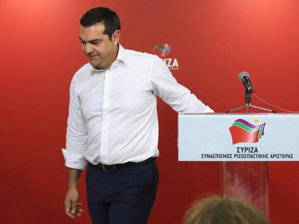 En Grèce, une défaite majeure pour Tsipras