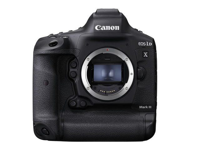 Reflex Canon EOS 1DX Mark III : une machine de guerre pour la photo de sport