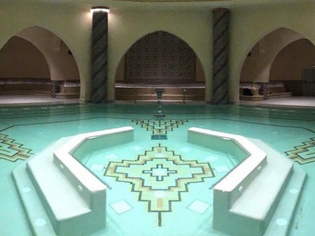 Casablanca: Les hammams de la mosquée Hassan II ouvrent (enfin) leurs portes au public